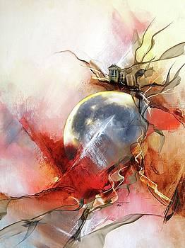 Honey Moon  by Francoise Dugourd-Caput