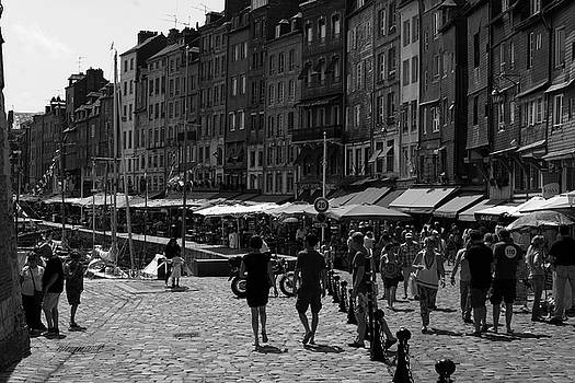 Honfleur, France by Aidan Moran