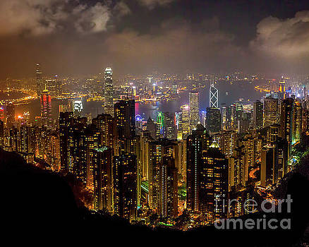 Hong Kong 1 by David Lane