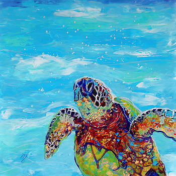 Honu 10 by Marionette Taboniar