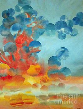 Hope Rising by Jeni Bate