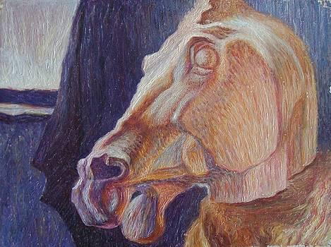 Horse by Denis Hmylnin