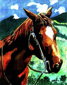 Horse by Farah Faizal