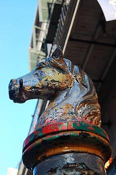 Horse Tie2 by Jessa DeNuit