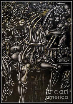 Horsepower by Temo Dumbadze