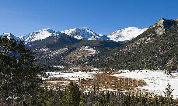 Horseshoe Park RMNP by Jim Fillpot