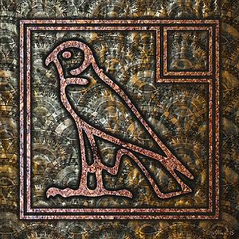 Walter Oliver Neal - Horus Falcon