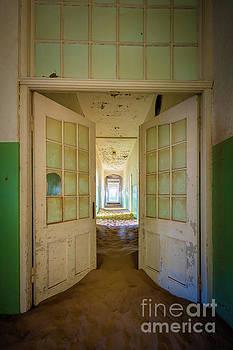 Inge Johnsson - Hospital Hallway