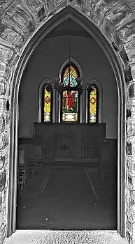 Hostel for a sinner by Bruce Carpenter