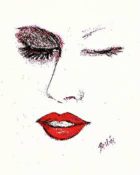 Hot Lips by Desline Vitto