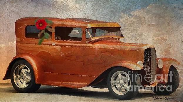 Hot Rod in Oil  by Bobbee Rickard