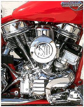 Hot Rod Pan by Buck Lovell
