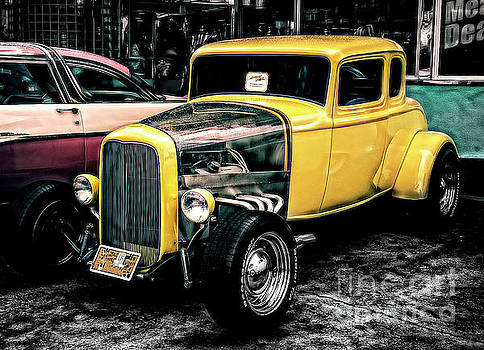 Hot Rods by Hugh Walker