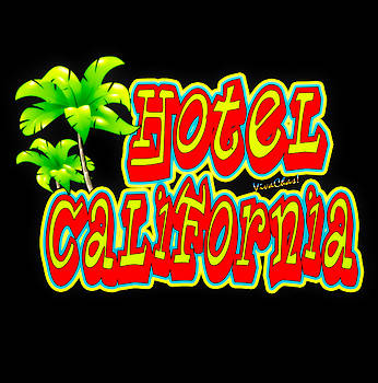 Hotel California by Chas Sinklier