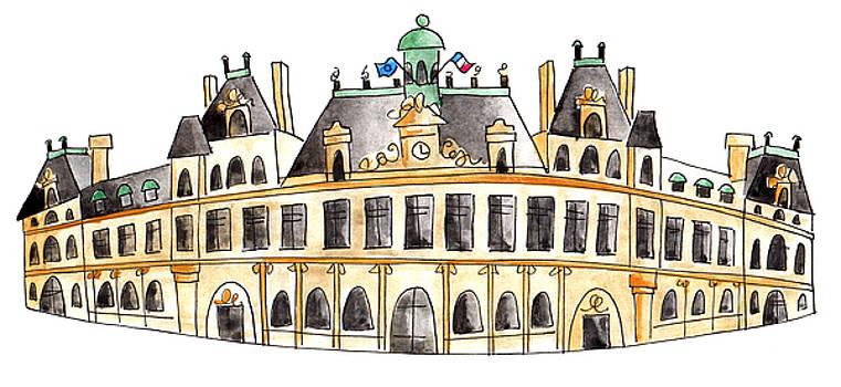 Anna Elkins - Hotel de Ville