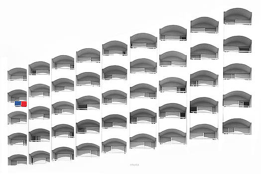 Hotel by Ivan Vukelic