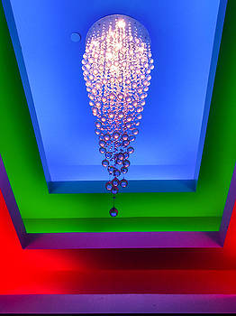 Hotline Bling Ceiling by Denise Keegan Frawley