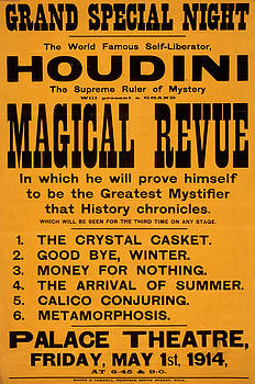 Houdini Magical Review by David Wagner