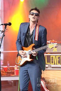 Houndmouth Matt Myers by Front Row Photographs