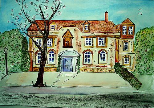House by Saran A N