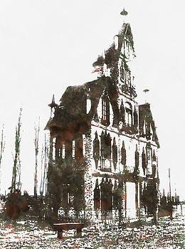 House Dracula by Mario Carini