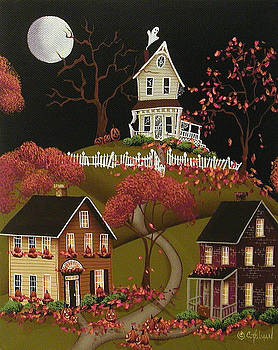 House on Haunted Hill by Catherine Holman