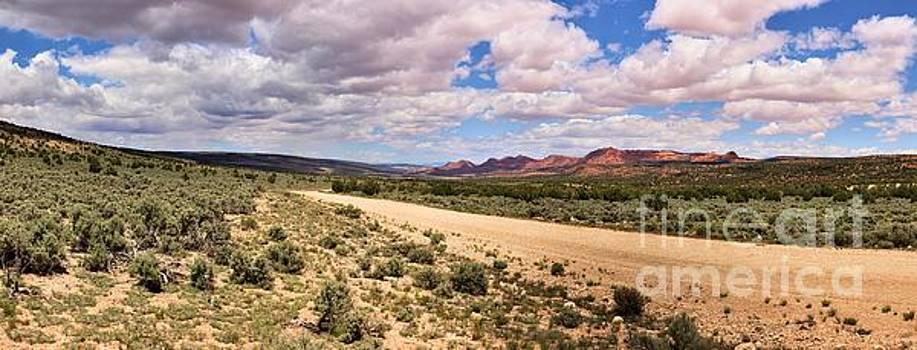 Adam Jewell - House Rock Valley Road Panorama