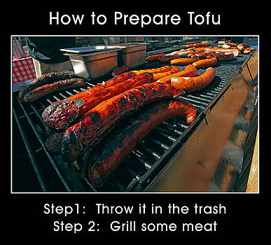 How to Prepare Tofu by Mike Flynn