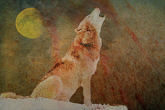 Howl of the Wolf by EricaMaxine Price