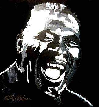howlin Wolf by Neal Barbosa