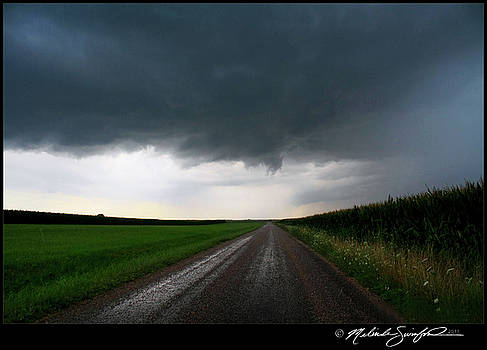 HP Supercell and Wall Cloud by Melinda Swinford