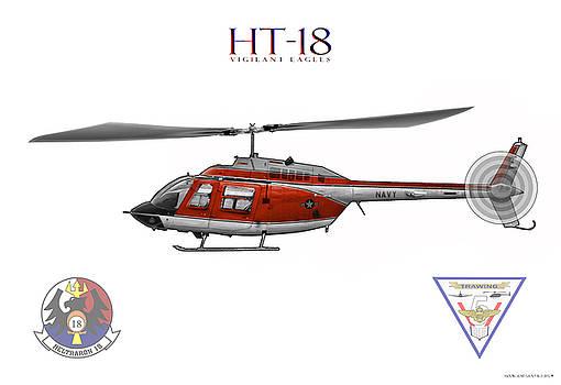 Ht-18 by Clay Greunke