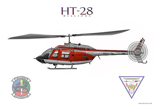 Ht-28 by Clay Greunke