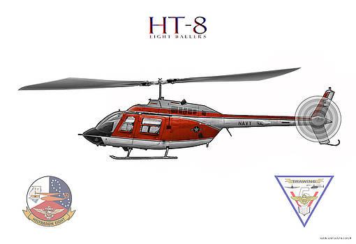 Ht-8 by Clay Greunke