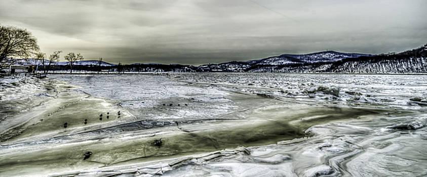 Hudson River Cold Spring, New York by Rafael Quirindongo