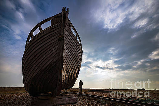 Svetlana Sewell - Huge Boat