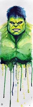 Hulk by David Kraig