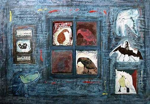 Human Condition 2003 by Jacob Porat