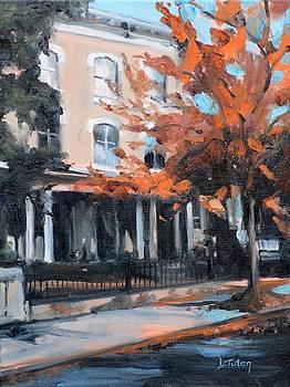 Hummer Home West Franklin Street Richmond Virginia by Donna Tuten