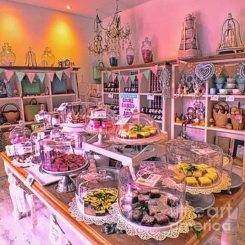 Hummingbird Cake Shop by Karen Lewis