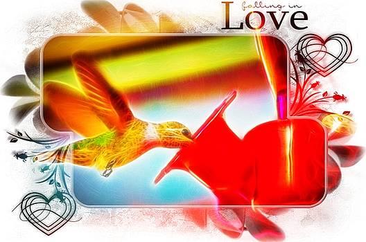 Cindy Nunn - Hummingbird Love