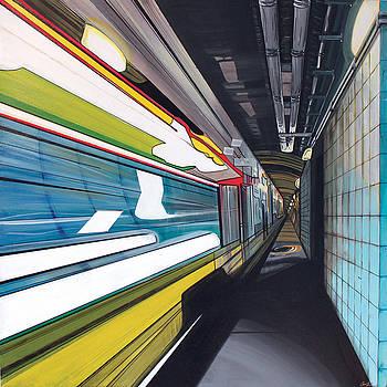 Humphrey terminal by Jude Labuszewski