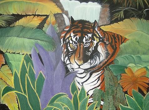 Hunter by Linda Bennett