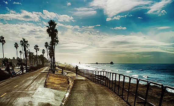 Huntington Beach by Joseph Hollingsworth