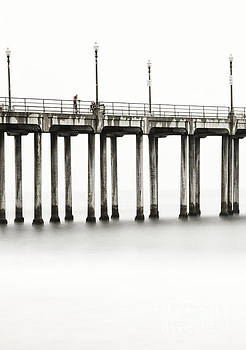 Huntington Beach Pier by Bryan Keil