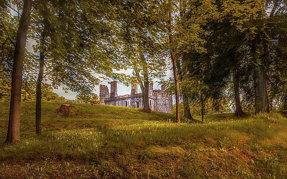 Huntly Castle  by Tylie Duff