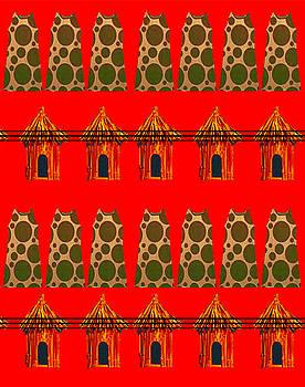 Hut Dress by Paul Knotter