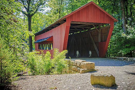 Jack R Perry - Hutchins Covered Bridge