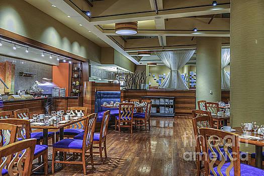 David Zanzinger - Hyatt Waterfront Hotel Restaurant
