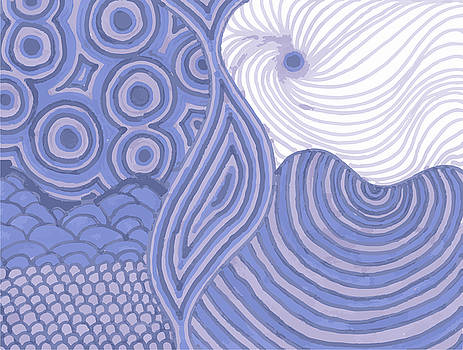 Hydrangea Dreams by Jill Lenzmeier
